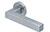 scoop pullbloc 3.0 türdrücker form 1002 in edelstahl matt auf rundrosette