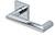 scoop pullbloc 3.0 türdrücker form 1009 in edelstahl poliert auf quadratrosette