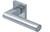 scoop pullbloc 3.0 türdrücker form 1011 in edelstahl matt auf quadratrosette