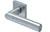 scoop pullbloc 3.0 türdrücker form 1012 in edelstahl matt auf quadratrosette