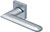 scoop pullbloc 3.0 türdrücker form 1021 in edelstahl matt auf quadratrosette