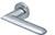 scoop pullbloc 3.0 türdrücker form 1021 in edelstahl matt auf rundrosette