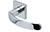 scoop pullbloc 3.0 türdrücker form 1023 in edelstahl poliert auf quadratrosette
