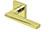 scoop pullbloc 3.0 türdrücker form 1025 in pvd messinggelb auf quadratrosette
