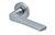 scoop pullbloc 3.0 türdrücker form 1026 in edelstahl matt auf rundrosette