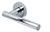 scoop pullbloc 3.0 türdrücker form 1074 in edelstahl poliert auf rundrosette