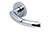 scoop pullbloc 3.0 türdrücker form 1085 in edelstahl poliert auf rundrosette