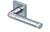 scoop pullbloc 3.0 türdrücker form 1101 in edelstahl matt auf quadratrosette