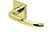 scoop pullbloc 3.0 türdrücker form 1103 in pvd messinggelb auf quadratrosette