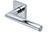 scoop pullbloc 3.0 türdrücker form 1106 in edelstahl poliert auf quadratrosette