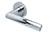 scoop pullbloc 3.0 türdrücker form 1108 in edelstahl poliert auf rundrosette