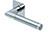 scoop flache lösungen türdrücker form 1174 in edelstahl poliert auf flacher quadratrosette