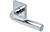 scoop pullbloc 4.1 türdrücker form 2100 in edelstahl poliert auf quadratrosette