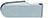 scoop glastürbeschläge glastürband zweiteilig in aluminium ev1 abgerundet