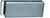 scoop glastürbeschläge gegenkasten form b in edelstahl matt