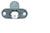 scoop formspiele rollenschnäpper für glastür