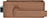 scoop glastürbeschläge glastürschloss form b in pvd kupfer matt