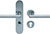 scoop sicherheit einbruchschutzklasse 2 drücker und pz halbgarnitur in edelstahl matt mit kernziehschutz