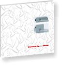 weißer glastuer katalog mit grauem scoop kolibri logo zum download